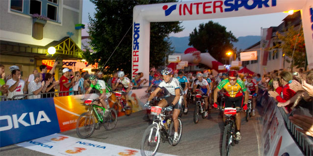 Start Salzkammergut Trophy