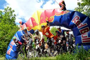 Einrad-DH Bad Goisern (Foto: Martin Huber)