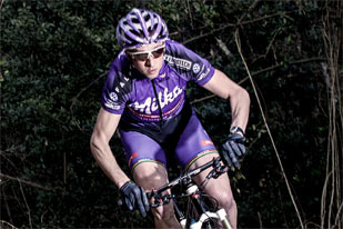 Bart Brentjens, Milka-Superior mountainbike racing team