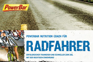 PowerBar Nutrition Coach