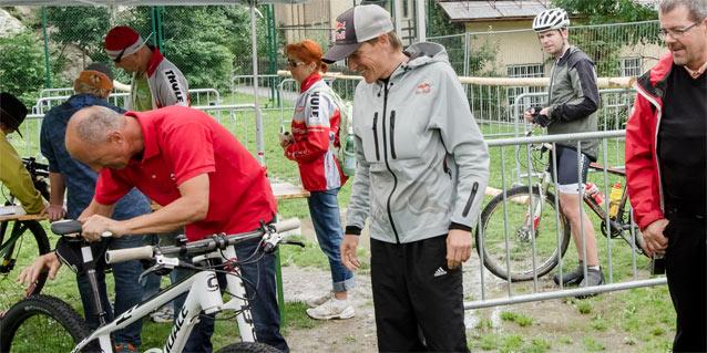 Trophy Bike-Check - Cannondale ist die beliebteste Marke