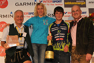 Siegerehrung Gemeindemeisterschaften