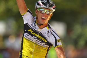 Wolfgang Krenn - Trophy Sieger 2011 (Foto: sportograf.de - Salzkammergut Trophy)
