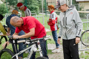 Trophy Bike Check (Foto: Martin Bihounek)