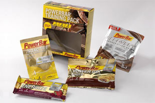 PowerBar Training Pack