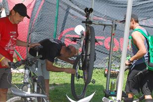 Ergebnisse Trophy Bike-Check