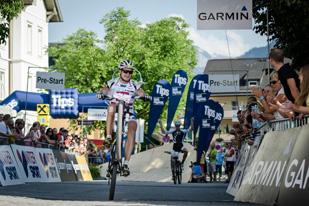 Finaleinlauf Daniel Federspiel (Foto: Martin Bihounek)