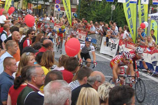 66. Internationale �sterreich Rundfahrt in Bad Ischl
