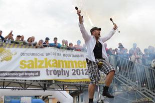 Mister M bei der Salzkammergut Trophy 2012 (Foto: Matej Jurac)