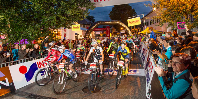 Start Salzkammergut Trophy 2014 (Foto: Erwin Haiden)