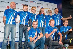 Salzkammergut Trophy 2014 � UEC Masters EM Europameister (Foto: Martin Bihounek)