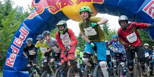 Einrad-Downhill - Weichenberger und Rulf entthront!