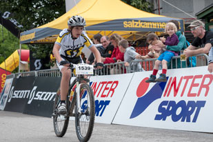 Salzkammergut Trophy 2014 - Start SCOTT Junior Trophy (Foto: Martin Bihounek)