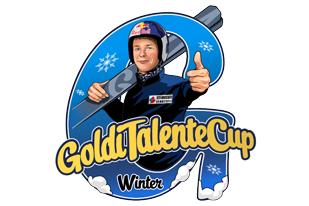 Logo Goldi Talente Cup