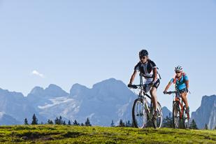 Mountainbike Dachsteinrunde