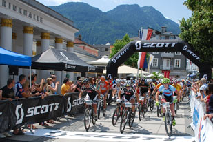 Start Bad Ischl