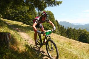 Ronald Goedeke (AUT) Sieger Salzkammergut Trophy Strecke G (Foto: sportograf.de)