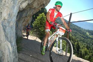 Zsolt Búr - UCI Mountain Bike Marathon Series Bad Goisern 2015 (Foto: sportograf.de)