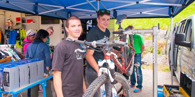 Trophy Bike Check (Foto: Rudi Knoll)
