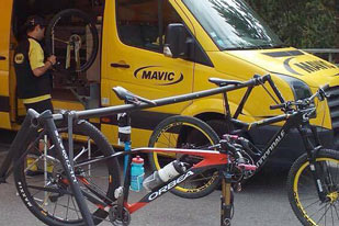 Mavic Technik-Service