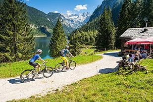 E-Bike Genuss Dachstein Salzkammergut � O� Tourismus