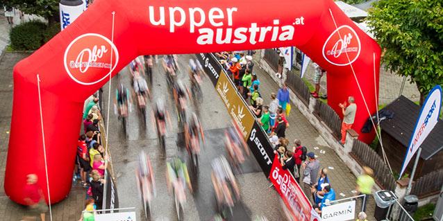 Start Salzkammergut Trophy 2016 - B-Strecke (Foto: Erwin Haiden)
