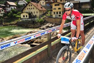 Gerrit Glomser (AUT) - Salzkammergut Trophy 2010 (Foto: sportograf.de)