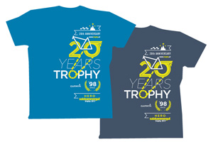 Finisher T-Shirts 2017