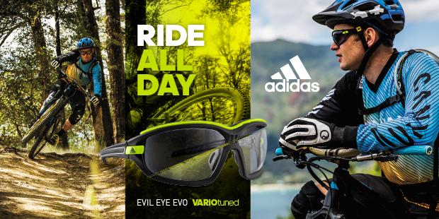 Anzeige adidas sport eyewear