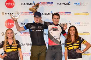 All-Mountain-Marathon: Weissenbacher (AUT) gewinnt knapp vor Lehrian (GER)