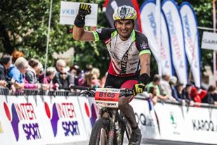 Péter Szalay - Salzkammergut Trophy 2017 (Foto: sportograf)