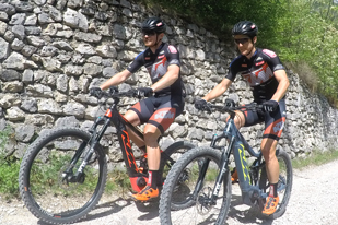 eMTB-Tour (Foto: KTM Pro Team)