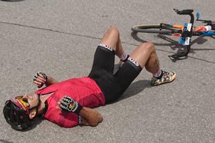 Norbert Mayer - Sieger Gravel Marathon
