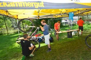 Trophy Bike Check (Foto: Joachim Gamsjäger)