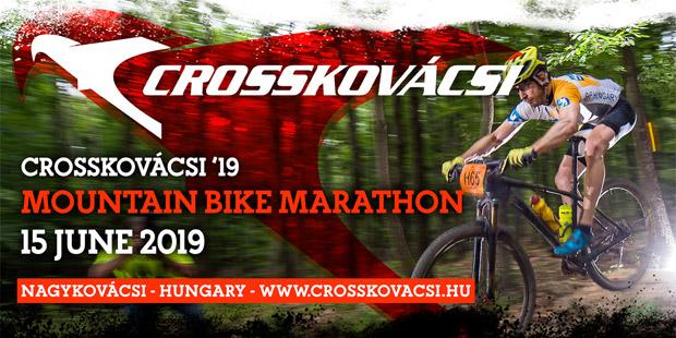 Anzeige Crosskovácsi Marathon 2019