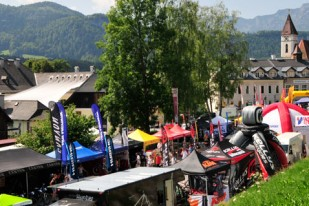 Radmesse in Bad Goisern