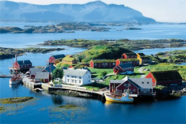 BIKE-TOUR Norwegen