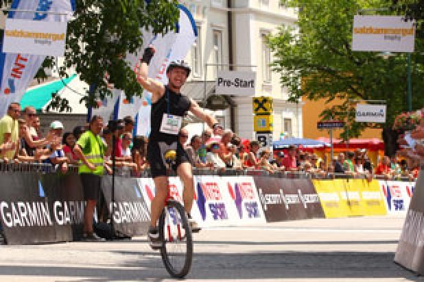 Einrad Marathon