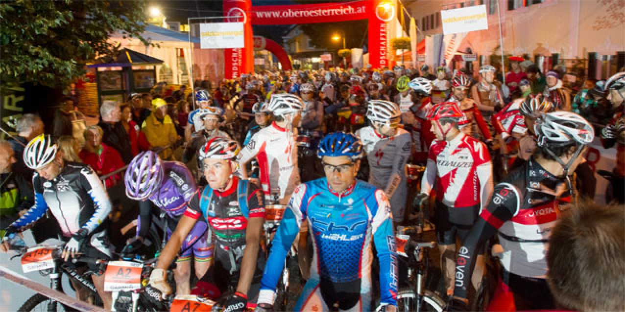 Start Salzkammergut Trophy 2012 (Foto: Erwin Haiden)