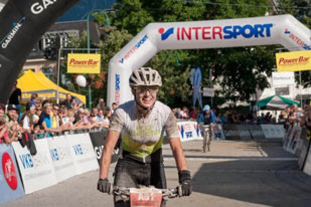 Milena Cesnaková (CZE) - Siegerin Salzkammergut Trophy 2014 (Foto: Martin Bihounek)