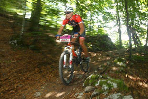 Balazs Czeh (HUN) - Salzkammergut Trophy 2015 – Strecke F (Foto: sportograf.de)