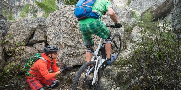 Erlebe den Uphill Flow  mit der Performance Line CX von Bosch