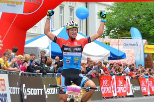 Sieger F-Strecke (Foto: Gerhard Reitbauer)