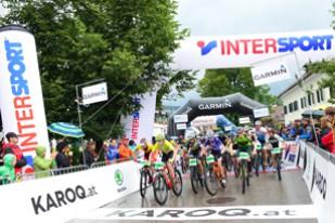 Salzkammergut Trophy 2017 - Start Strecke G (Foto: Joachim Gamsjäger)