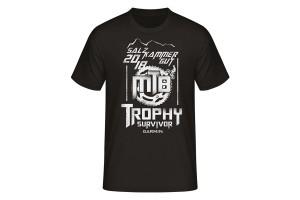 Finisher T-Shirt Black 2018