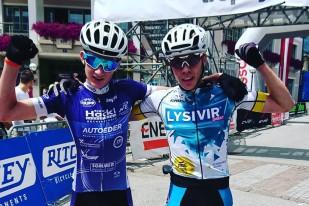 Sieger der G-Strecke (Foto: Magdalena Minniberger)