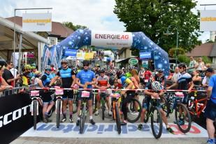 Start F-Strecke 2018 (Foto: Joachim Gamsjäger)