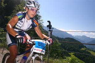 Barbara Kaltenhauser, Foto: sportograf.de