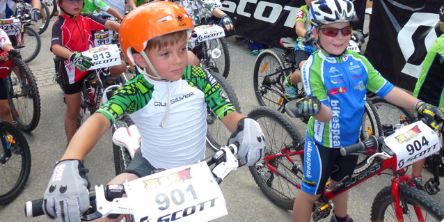 SCOTT Junior Trophy - So cool diese Kids