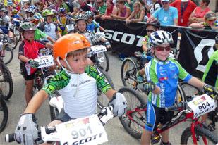 Junior Trophy Start U9, Foto: Martin Huber